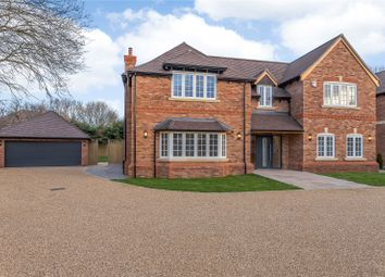 Thumbnail 5 bedroom detached house for sale in Plot 1, Maidens Green, Winkfield, Windsor