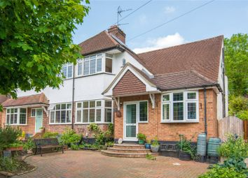 Thumbnail 3 bed semi-detached house for sale in Whitelands Avenue, Chorleywood, Rickmansworth, Hertfordshire