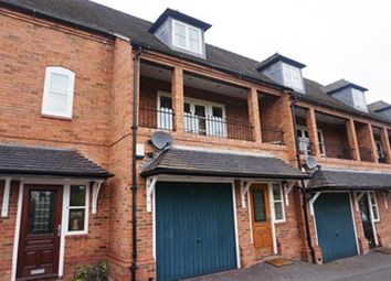 Thumbnail 3 bed town house for sale in Mercia Court, Repton, Derby