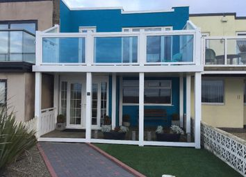 Thumbnail 2 bed terraced house for sale in Rossall Promenade, Thornton-Cleveleys