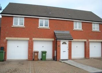 Thumbnail 1 bed flat for sale in Knights Walk, Castel Maen, Caerphilly
