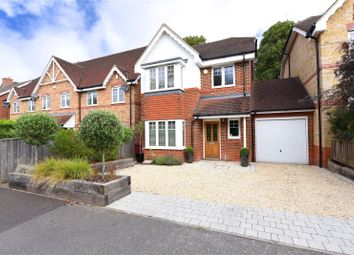 Thumbnail 4 bed detached house for sale in Larissa Close, Tilehurst, Reading, Berkshire