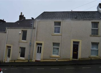 Thumbnail 2 bedroom terraced house for sale in Caepistyll Street, Swansea