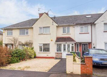 Thumbnail 3 bed terraced house for sale in Ton-Yr-Ywen Avenue, Heath, Cardiff