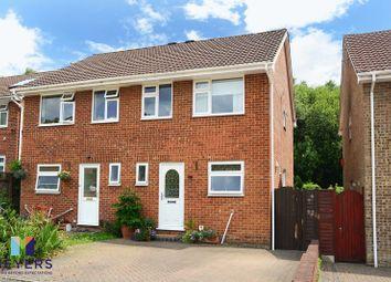 Thumbnail 3 bed semi-detached house for sale in Lytchett Drive, Broadstone