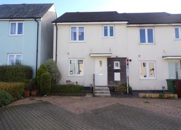 Thumbnail 3 bedroom end terrace house for sale in Southway, Plymouth, Devon