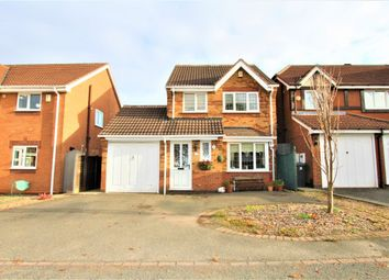 3 bed detached house for sale in Gunnersbury Way, Nuthall, Nottingham NG16