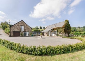 Thumbnail 5 bed detached house for sale in Llanelly Church, Abergavenny, Monmouthshire