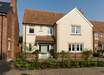 Thumbnail 5 bed detached house for sale in 9 Willow Bridge Close, Carlton, Stockton-On-Tees