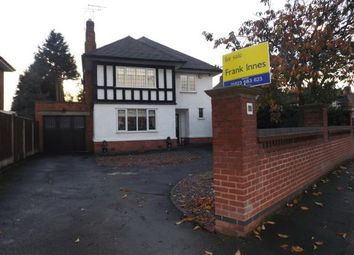 Thumbnail 4 bed detached house for sale in Chesterfield Road South, Mansfield, Nottinghamshire
