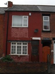 Thumbnail 3 bed terraced house to rent in Eyre Street, Hasland, Chesterfield