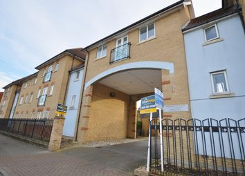 Thumbnail 2 bed flat for sale in Garvary Road, Canning Town, London
