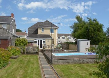 Thumbnail 3 bedroom detached house for sale in Woodville Street, Pontarddulais, Swansea