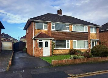 Thumbnail 3 bedroom semi-detached house for sale in Rylandes Court, Southampton, Hampshire