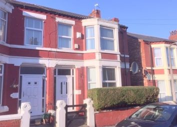 Thumbnail 3 bed property to rent in Clive Road, Prenton