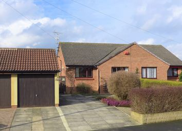 Thumbnail 2 bedroom semi-detached bungalow for sale in Southfield Avenue, Ripon