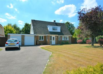 Thumbnail 3 bed detached house for sale in Russley Green, Wokingham, Berkshire