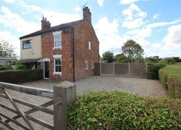 Thumbnail 2 bed detached house to rent in Groby Road, Crewe