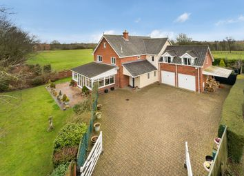 Thumbnail 6 bed detached house for sale in Mill Street, Gislingham, Eye