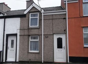 Thumbnail 2 bedroom terraced house for sale in Machine Street, Amlwch, Anglesey