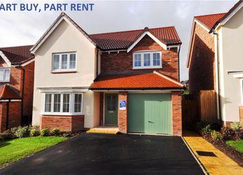 Thumbnail 4 bed detached house for sale in Lynchet Road, Hampton Lea, Hampton Lea, Malpas