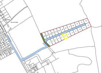 Thumbnail Land for sale in Plot 6 Land At Abridge, Romford, Essex
