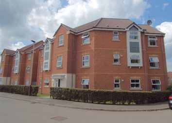 Thumbnail 2 bedroom flat for sale in Blakeshay Close, Leicester, Leicestershire