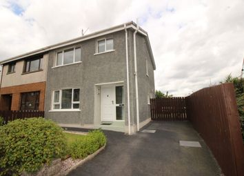 Thumbnail 3 bed semi-detached house for sale in Cottage Gardens, Lisburn