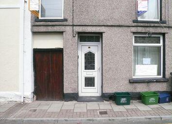 Thumbnail 1 bed flat to rent in Wyndham Street, Troedyrhiw, Merthyr Tydfil