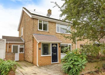 Thumbnail 4 bed semi-detached house for sale in The Ridgeway, Bedford