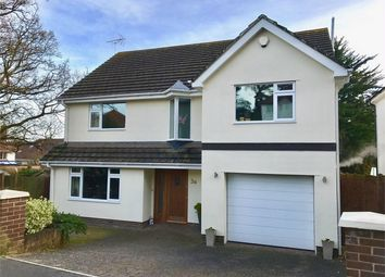 Thumbnail 5 bedroom detached house for sale in Blake Hill Crescent, Lilliput, Poole, Dorset