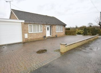 Thumbnail 2 bed bungalow for sale in St. Peters Road, Oundle, Peterborough