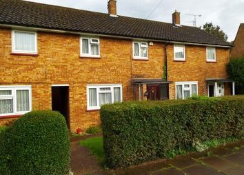 Thumbnail 2 bed terraced house for sale in Bank Close, Luton, Bedfordshire