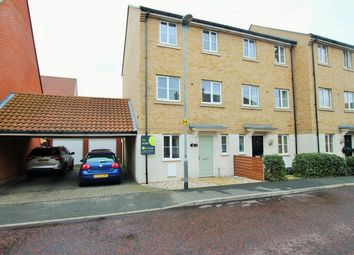 Thumbnail 4 bed end terrace house for sale in Kirk Way, Colchester, Essex