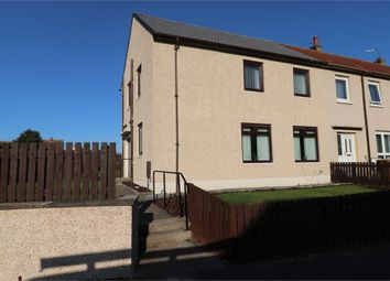 Thumbnail 3 bed end terrace house for sale in Langside Avenue, Kennoway, Fife
