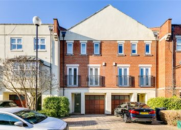 Thumbnail 3 bed terraced house for sale in Corney Reach Way, Chiswick, London