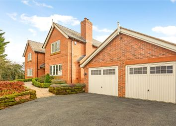 Thumbnail 4 bed detached house to rent in Barton Road, Barton, Malpas, Cheshire