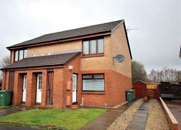Thumbnail 1 bed flat for sale in Ritchie Park, Johnstone