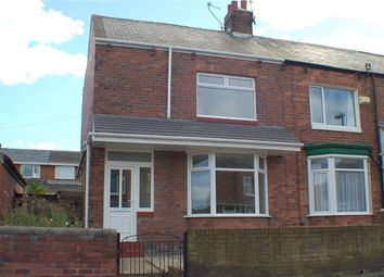 Thumbnail 3 bed end terrace house to rent in Coleridge Avenue, South Shields