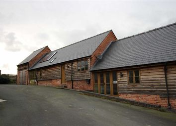 Thumbnail 3 bedroom semi-detached house to rent in The Byre, Pentrenant, Berriew, Welshpool
