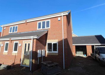 Thumbnail 2 bed semi-detached house for sale in Kings Drive, Bradwell, Great Yarmouth