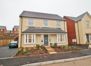 Thumbnail 4 bed detached house to rent in Brookfields, Lydney