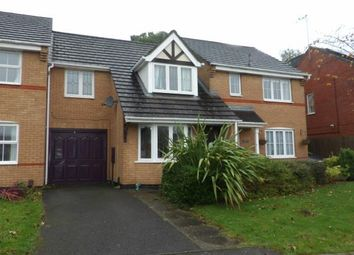 Thumbnail 3 bed terraced house for sale in Derrys Hollow, Ellistown, Coalville
