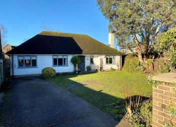 Thumbnail 3 bed detached bungalow for sale in Lincoln Road, Ruskington, Sleaford