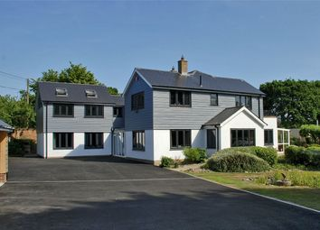Thumbnail 5 bed detached house for sale in Lisle Court Road, Lymington, Hampshire