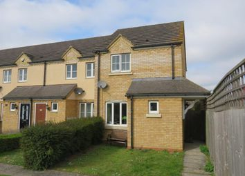 Thumbnail 2 bed semi-detached house for sale in Siskin Close, Royston