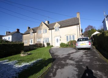 Thumbnail 3 bed semi-detached house for sale in Bisley Road, Stroud
