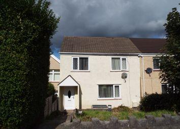 Thumbnail 2 bed semi-detached house for sale in 92 Colwyn Avenue, Winch Wen, Swansea