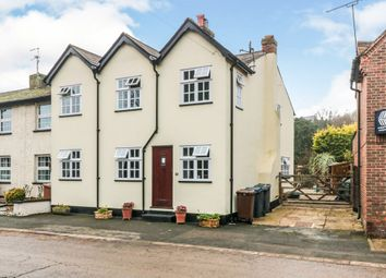Thumbnail 3 bed end terrace house for sale in Buntingford Road, Puckeridge, Ware