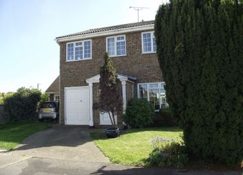 Thumbnail 4 bedroom semi-detached house to rent in Turner Close, Shoeburyness, Southend-On-Sea